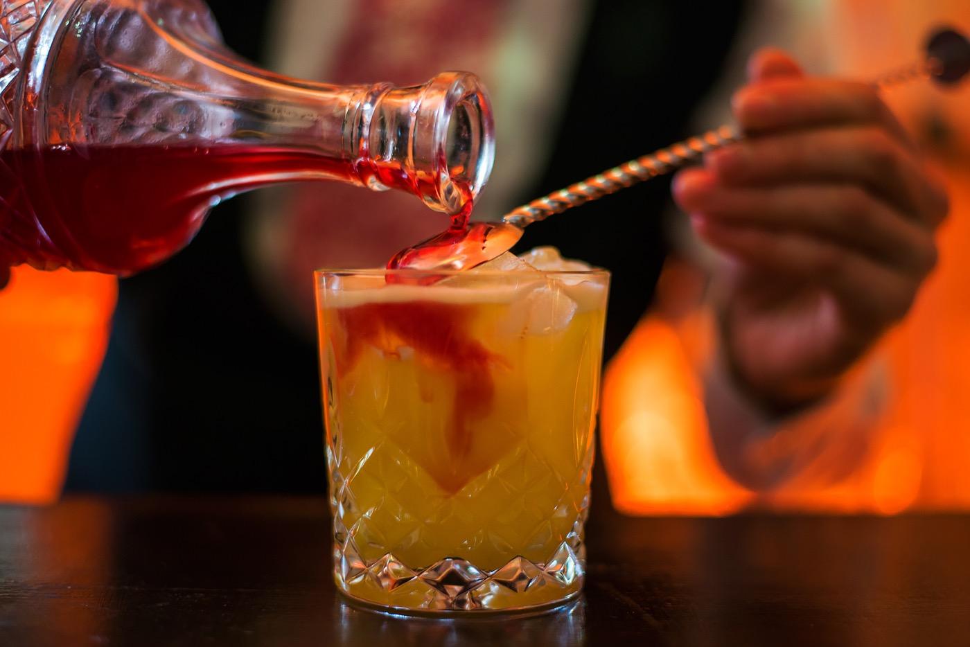 mobile cocktailservice
